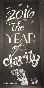 2016 the year of clarity