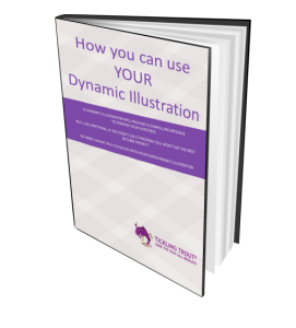 how you can use a dynamic illustration